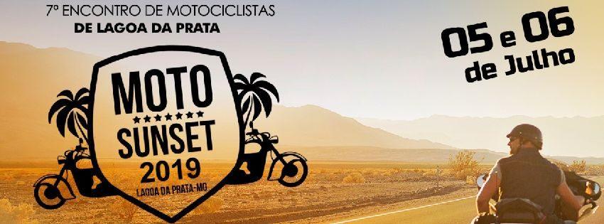 Moto Sunset – Lagoa da Prata/MG